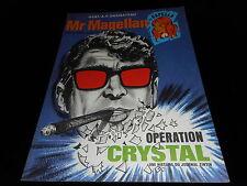 Geri / A P Duchateau : Mr Magellan : Opération crystal EO Dargaud souple 1972