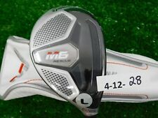 TaylorMade 2019 M6 25* Womens 5 Hybrid Rescue 45 Ladies Graphite with HC New