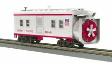 MTH RailKing Trains 30-79496 Union Pacific Rotary Snow Plow O Gauge