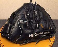 "New listing Miken NRG Pro Series NRGF120 12"" Baseball Softball Glove Mitt RHT Amazing! 9/10"
