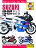 Haynes Manual for Suzuki GSX-R600 (97 - 00) & GSX-R750 (96 - 99) SRAD (HM3553)