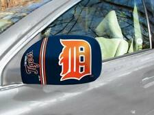 Licensed Mlb Detroit Tigers Car Mirror Covers (2-Pack) - Cars/Small Suv's