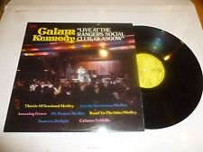 CALUM KENNEDY - Live at the Ragers Social Club Glasgow - UK 7-track vinyl LP
