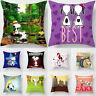 Home Decor Cute Snoopy Pillow Case Car Bedroom Sofa Pillowcase Baby Pillowcase