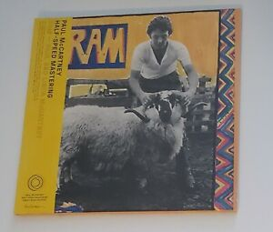 Paul McCartney- RAM (50th Anniversary Issue) Half speed Master