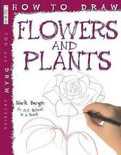 How To Draw Flowers And Plants by Bergin, Mark (Paperback book, 2013)