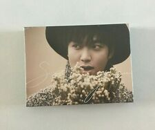 LEE MIN HO 2ND ALBUM SONG FOR YOU [RARE]