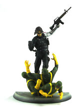 Kotobukiya Winter Soldier Fine Art Statue Artist Proof Captain America Bucky New