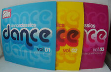Dance Classics Vols. 1,2,3 (3x CDs)  Dance Anthems  Promo CDs
