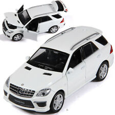 Mercedes Benz ML Toy Model Alloy Gift Diecast Car Collectable SUV 4WD 4x4 Off