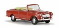 Brekina 29150 HO Peugeot 403 cabriolet rouge (SAI 2530) 1/87 Neuf