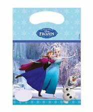 Disney Frozen 6 Bolsas Regalo de Cumpleaños El reino del Hielo