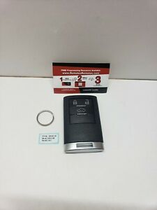 Keyless Entry Cadillac CTS DTS STS Programmable Replacement