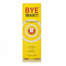 Bye wart - Wart / Verruca removal - Pain Free - Great Price
