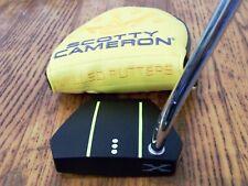 New Titleist Scotty Cameron Phantom X 8.5 34 Inch Putter Golf Club Pistolero +