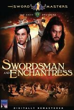 SWORDSMAN AND ENCHANTRESS (SHAW BROTHERS COLLECTION) DIGITALLY REMATERED DVD