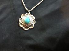 paparazzi Western Turquoise Necklace