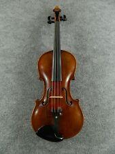 Alte Geige von J. Altricher,  Frankfurt O. 1881