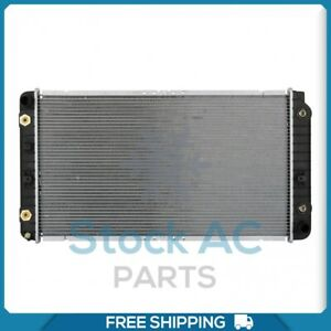 A/C Radiator for Buick Commercial Chassis, Roadmaster / Cadillac Commerci... QOA