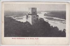 AK St. Andrä-Wördern, Ruine Greifenstein, Donau, 1900