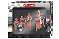 Carrera Digital 132/124/Evolution, Figurensatz, Mechaniker Carrera Rot 21131
