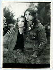 "Antanas Sutkus ""Lithuanian Rockers I"" 1991 Signed Gelatin Silver Print"