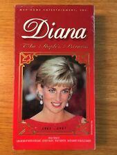 Princess Diana VHS NEW FACTORY SEALED