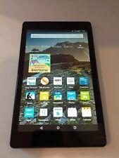 """Amazon Fire HD 8 Tablet (7th Gen) 8"""" Display - 16 GB - (SX034QT) BLACK"""