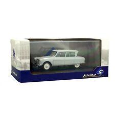 SOLIDO 1:43 AUTO DIE CAST CITROEN AMI 6 1963 GRIGIO E BIANCO ART S4301400
