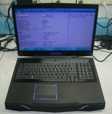 Alienware M18x i7-2760QM 32gb 500GB SSD + 1TB HD 18.4 2x GTX 580M Gaming Laptop