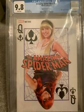 Amazing Spider-Man #801 CGC 9.8 Mike Mayhew Variant Cover B