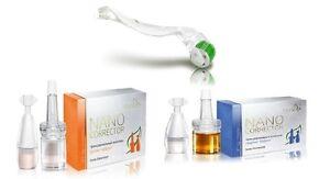 TianDe Nano Correctors- elimination of wrinkles and lifting effect + mezoroller