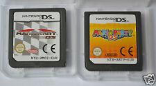 MARIO KART & MARIO PARTY DS Nintendo DS DS Lite DSi DSiXL 3DS