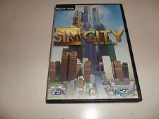 PC  Sim City 3000
