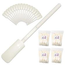 200pcs Beauticom Refill Natural Plastic Extra Nail Art Color Display Tip Sticks