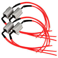 4x 25W 6.8ohms LED Turn Signal Light Load Resistor Resistance for Car Motorcycle