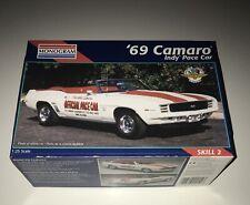 ´69 Camaro Indy Pace Car MONOGRAM Modellbau model kit 1/24
