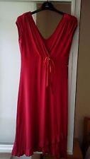 BELLISSIMO ABITINO P/E marca EUFORIA di colore rosso, TAGLIA S
