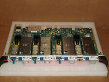 Ciena CN4200 RS-10G-4P WOTRA2CFAA 166-0063-900 Quad 10G Module with (4) LT-EXFP
