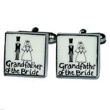 Grandfather of the Bride Sonia Spencer Cufflinks BNIB