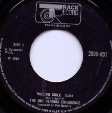 "Jimi Hendrix Experience "" Voodoo Chile  "" 7"" single"