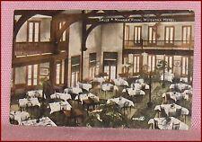 Dining Room Salle a Manger Royal Muskoka Hotel Ontario Postcard