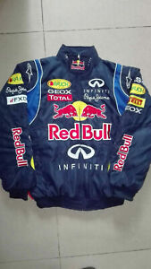 2021 Redbull Embroidery EXCLUSIVE JACKET suit F1 team racing UK