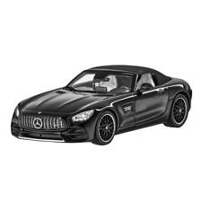 Mercedes Benz C 190 - AMG GT Roadster 2018 Schwarz 1:43 Neu OVP