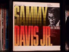 Sammy Davis Jr. & Joya Sherrill ♫ Spotlight On Sammy Davis Jr. ♫ 1962 Orig. LP