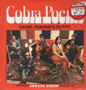 DANIEL ROMANO'S OUTFIT COBRA POEMS LP VINYL 10 track LP, released 10/09/21 (YC05