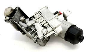 JEEP GRAND CHEROKEE IV WK2 3.0CRD 31212050F Ölfiltergehäuse Ölkühler