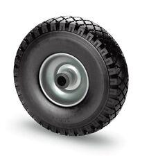 1 Ruota piena poliuretano anti-foratura - ruota per carrelli manuali