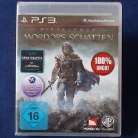 PS3 - Playstation ► Mittelerde: Mordors Schatten ◄ NEU & OVP | dt.Version