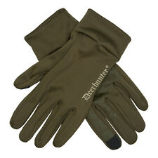 Deerhunter Rusky Silent Gloves Peat Soft Country Hunting Shooting